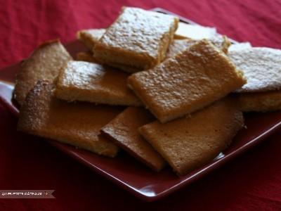 Gâteau au miel Poitevin