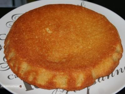 Gâteau minute d'Arçais