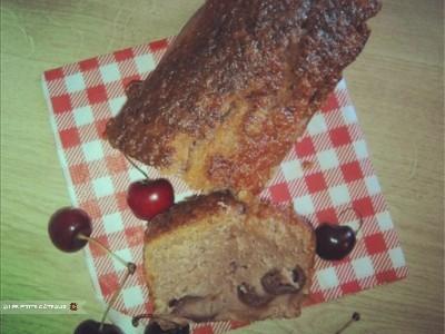 cake fruits rouges et citron