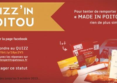 vignette Le grand concours » Quizz'In Poitou » est lancé !!